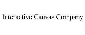 INTERACTIVE CANVAS COMPANY Trademark of Benasutti, Michael S