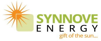 SYNNOVE ENERGY GIFT OF THE SUN...