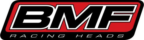 BMF RACING HEADS Trademark of CFE Racing Products, Inc