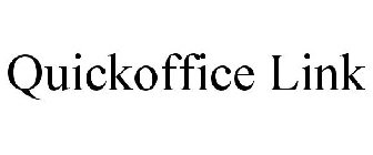 QUICKOFFICE LINK