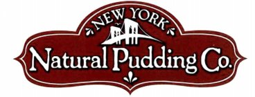 NEW YORK NATURAL PUDDING CO.