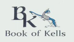 BK BOOK OF KELLS