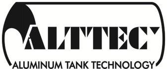 ALTTEC ALUMINUM TANK TECHNOLOGY Trademark of AUTOPARTES