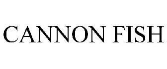 Cannon fish trademark of cannon fish company for Cannon fish company