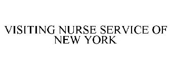 visiting nurse services of new york