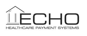 ECHO HEALTHCARE PAYMENT SYSTEMS Trademark of ECHO Health