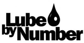 LUBE BY NUMBER