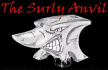 THE SURLY ANVIL Trademark of Gruber, Elizabeth - Registration Number