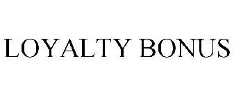 LOYALTY BONUS Trademark of Allstate Insurance Company