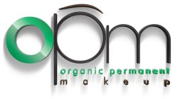 Opm Organic Permanent Makeup Trademark