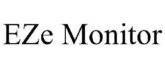 EZE MONITOR Trademark of Buckman Laboratories