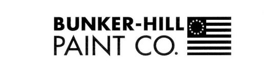 Bunker Hill Paint Company Colors