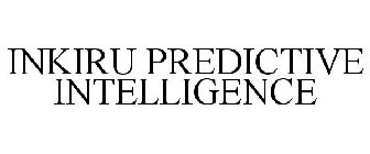INKIRU PREDICTIVE INTELLIGENCE