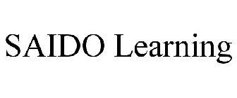 SAIDO LEARNING Trademark of KUMON INSTITUTE OF EDUCATION