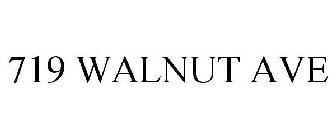 719 WALNUT AVENUE Trademark of Personal Care Products LLC