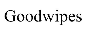 GOODWIPES Trademark of Peter Marcus Paradigm, LLC