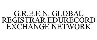 G.R.E.E.N. GLOBAL REGISTRAR EDURECORD EXCHANGE NETWORK
