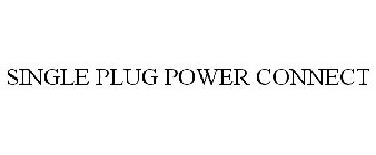 SINGLE PLUG POWER CONNECT Trademark of Green Mountain ...