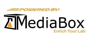 POWERED BY: MEDIABOX ENRICH YOUR LAB