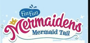 FIN FUN MERMAIDENS Trademark of Blue Spring Partners, LLC