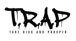 T.R.A.P TAKE RISK AND PROSPER Trademark of Sanders, Lavour
