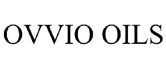 OVVIO OILS Trademark of Ovvio International LLC