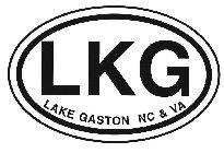 LKG LAKE GASTON NC & VA Trademark Application of Story, W