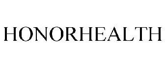 HONORHEALTH Trademark of Scottsdale Healthcare Hospitals
