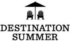 DESTINATION SUMMER Trademark of LIBERTY PROCUREMENT CO