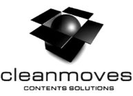 CLEANMOVES CONTENT SOLUTIONS