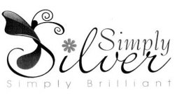 simply silver simply brilliant trademark application of