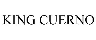 KING CUERNO Trademark of Lucha Libre FMV LLC
