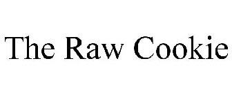 THE RAW COOKIE