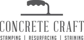 CONCRETE CRAFT STAMPING | RESURFACING | STAINING