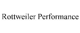 Rottweiler Performance Trademark Of Cpr Fabrications Registration