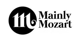 M MAINLY MOZART