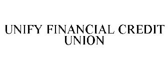 UNIFY FINANCIAL CREDIT UNION Trademark of Western Federal