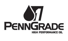 PENNGRADE 1 HIGH PERFORMANCE OIL