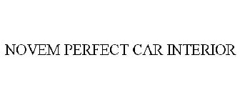 Novem perfect car interior trademark of novem car interior for Novem car interior designs