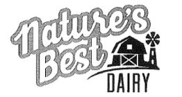 NATURE'S BEST DAIRY