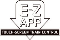 E-Z APP TOUCH-SCREEN TRAIN CONTROL
