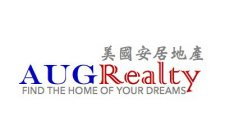 AUGREALTY FIND THE HOME OF YOUR DREAMS