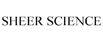 SHEER SCIENCE Trademark of True Earth Health Products, LLC