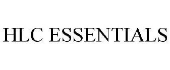 HLC ESSENTIALS Trademark of HealthStream, Inc