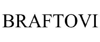 BRAFTOVI Trademark Application of Array Biopharma Inc