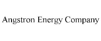 ANGSTRON ENERGY COMPANY