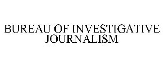 Bureau of investigative journalism trademark of the trust for Bureau for investigative journalism