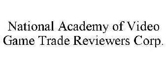 NATIONAL ACADEMY OF VIDEO GAME TRADE REVIEWERS CORP.