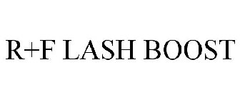 R+F LASH BOOST Trademark of Rodan & Fields, LLC