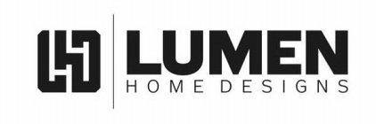 Lhd Lumen Home Designs Trademark Of Lumen Home Designs Inc